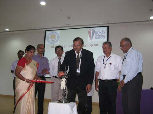 Monothematic Workshop on Brain Death at JIPMER, Puducherry