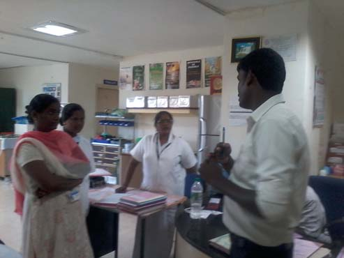 MOHAN Foundation conducted an Awareness Session on Organ