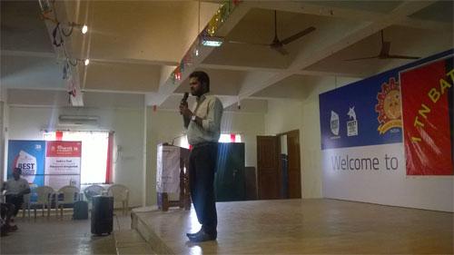Motivating Talk on Organ Donation for School & College