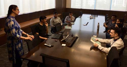 Awareness Session on Organ Donation at Encore Capital Group