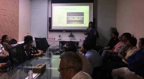 Awareness Session on Organ Donation at Dalmia Cement Bharat