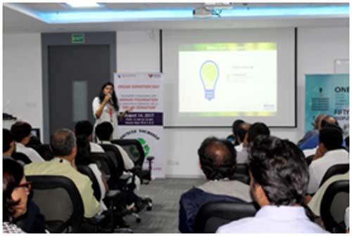 Awareness Talk on Organ Donation at Technip FMC, Mumbai