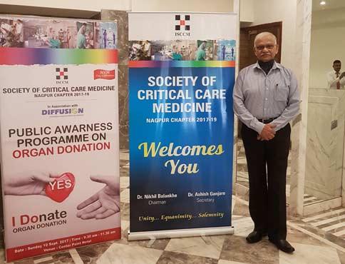 Awareness program of Organ Donation at the Society of