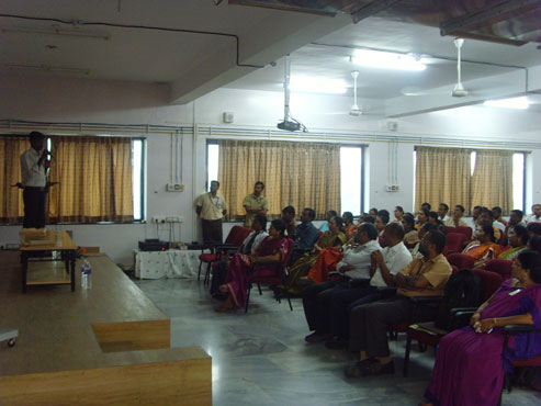 Awareness Session on Organ Donation at PSG Medical College