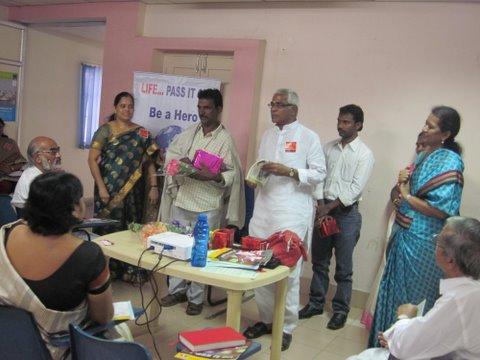 MOHAN Foundation Information Centre at Vijayawada