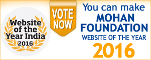 Vote For MOHAN Foundation
